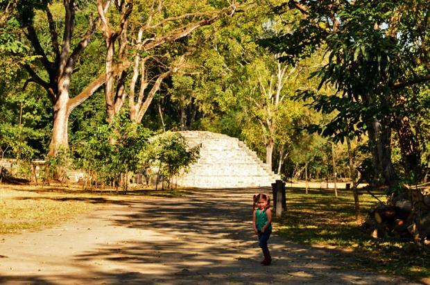 洪都拉斯之旅:玛雅古城科潘