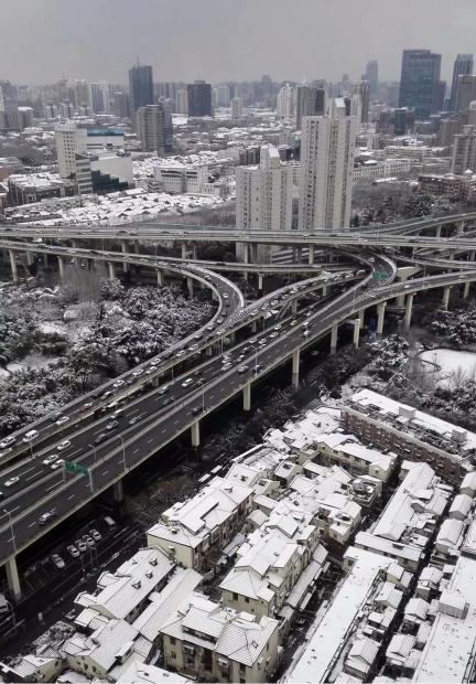 两场大雪,十年里那些悄悄改变的东西