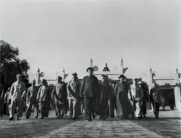 【组图】共和国那些难忘的瞬间(转载)