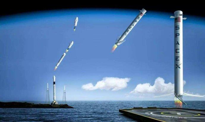 SpaceX:无敌无畏无法山寨的美式童话创新