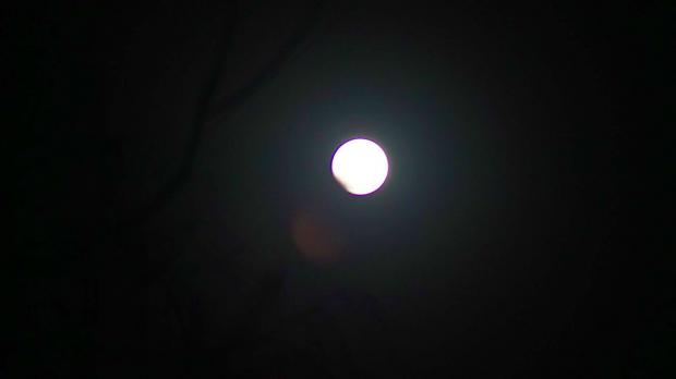"""【组图】150年一遇的""""超级蓝血月亮"""""""