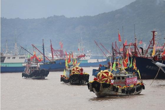在象山,触摸东海捕捞业的艰涩脉搏