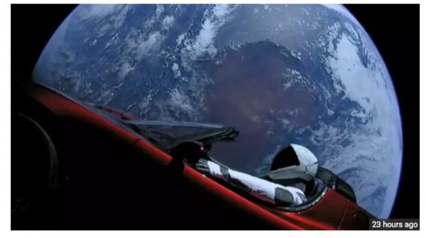 要不是他,开特斯拉去火星的家伙连姓什么都不知道