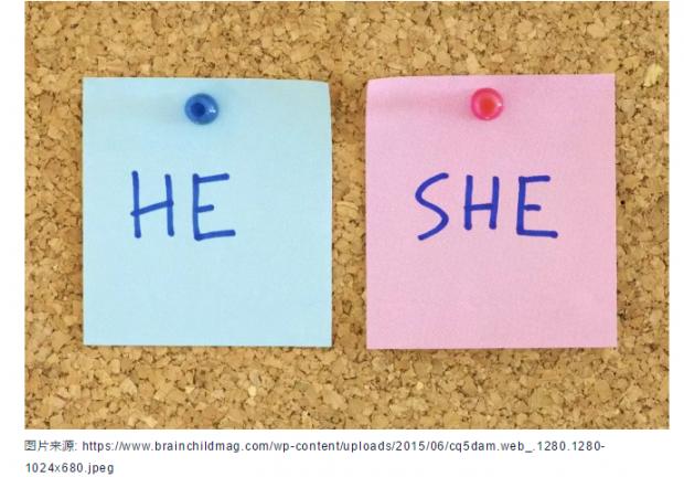 语言和性别分工