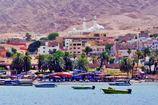 约旦之旅:古城亚喀巴