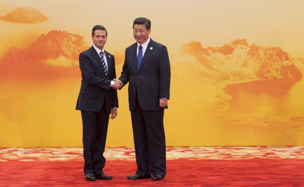 墨西哥将目光投向中国