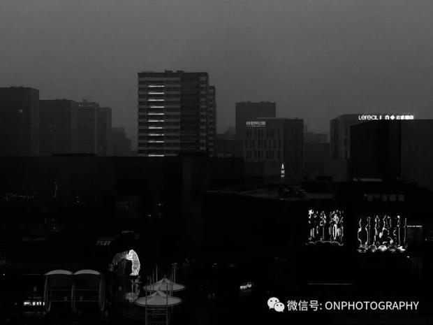 【组图】黑白分明的日子