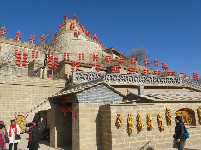 一个家族和一个国家的命运在这个庄园改变|陕北游记