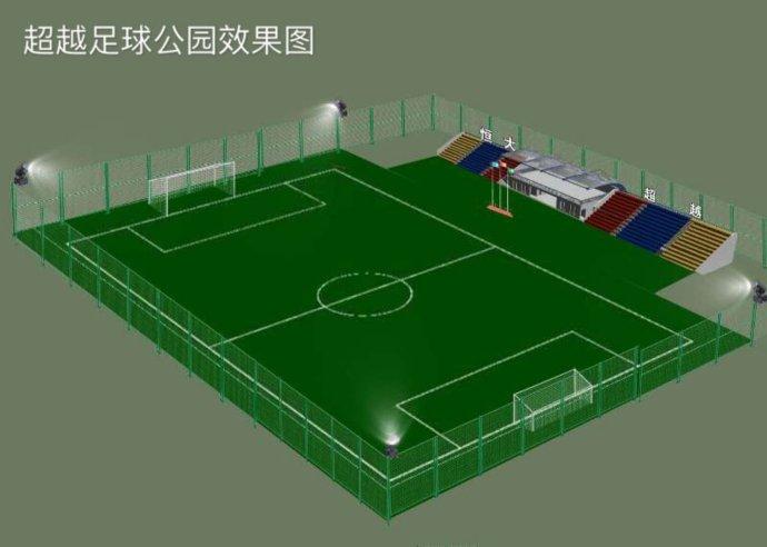 一个球队带动了一个城市的足球运动