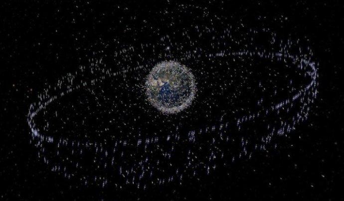 新科技可以通过太空垃圾来找外星人!