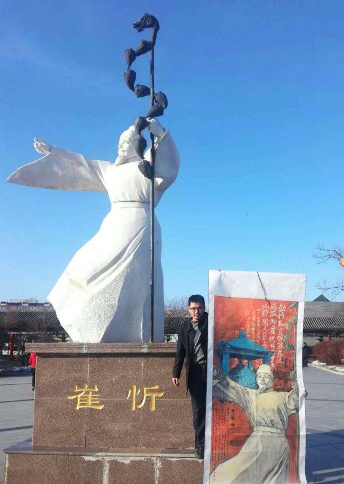 鳇鱼岛筝鸣敦化展览艺术节,呼唤国宝回家