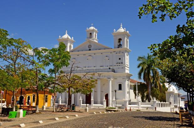 萨尔瓦多之旅:激情也曾燃烧过