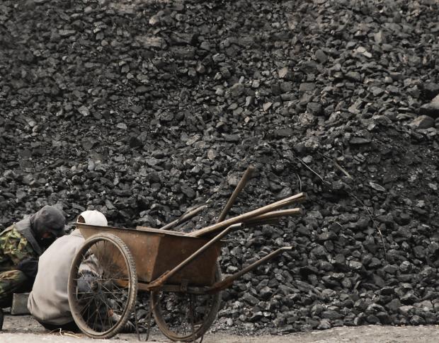 中国2017年煤炭消费小幅反弹