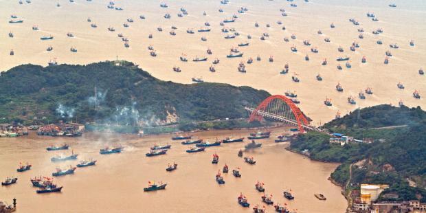 收放之间:中国近海渔业的三十年