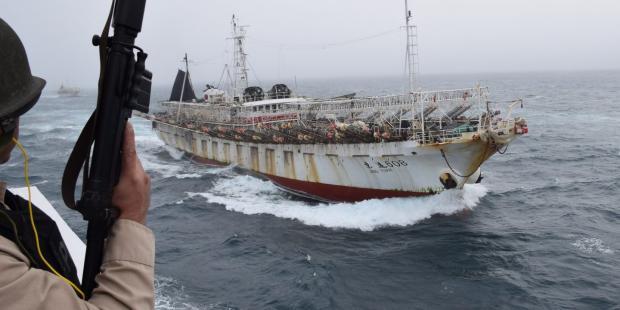 阿根廷,非法捕捞的下个战场