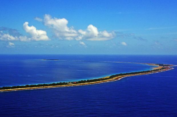 图瓦卢之旅:即将消逝的袖珍岛国