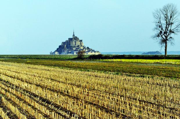 法国之旅:圣米歇尔山