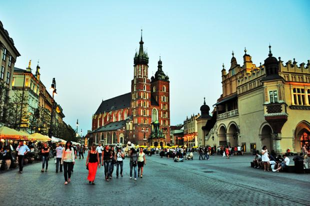波兰之旅:皇家首都克拉科夫