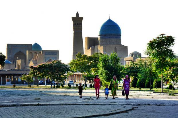 乌兹别克斯坦之旅:美丽的布哈拉