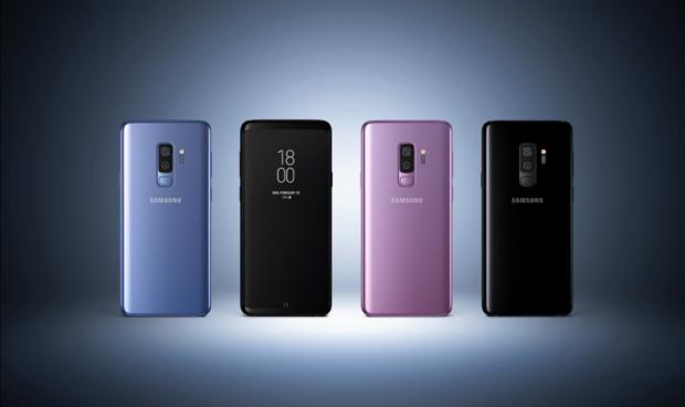 三星重新定义顶级智能手机标准,推出盖乐世S9和S9+