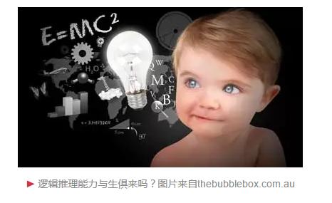一岁幼童也会推理:逻辑产生或与语言无关