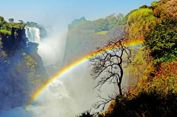 津巴布韦之旅:维多利亚大瀑布