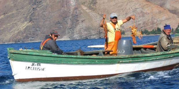 """走进智利""""龙虾岛""""的生态文明"""