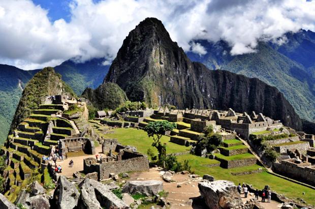 秘鲁之旅:失落之城马丘比丘