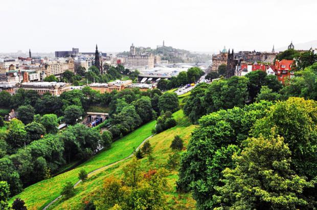英国之旅:艺术的爱丁堡