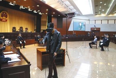 VR技术上法庭,还原真实案发现场