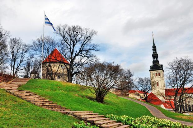 爱沙尼亚之旅:童话般的塔林