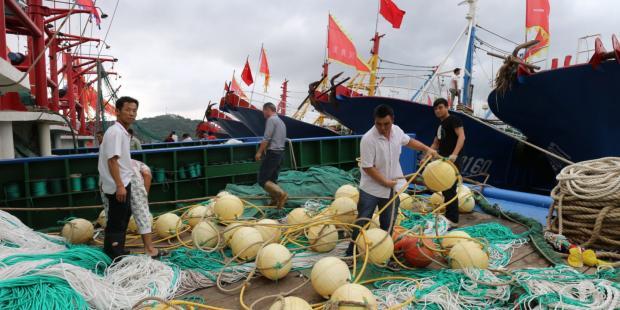 退潮之后:后补贴时代的渔村