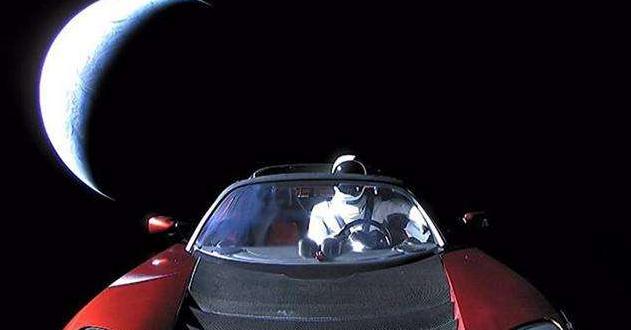 如果把特斯拉开上火星,会出现什么状况?