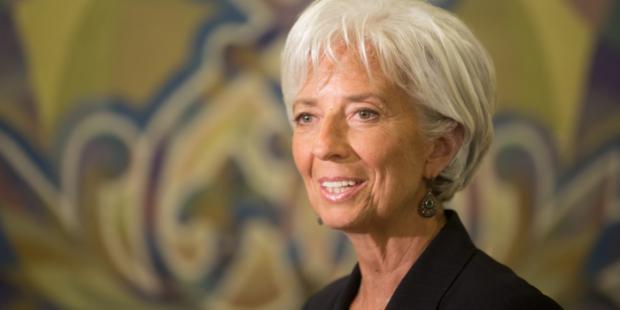 国际货币基金组织总裁呼吁各国抵制保护主义的压力