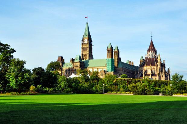 加拿大之旅:清新的渥太华