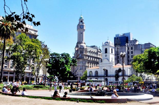 阿根廷之旅:布宜诺斯艾利斯