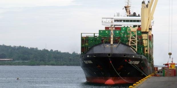 联合国航运机构采纳首个减排目标