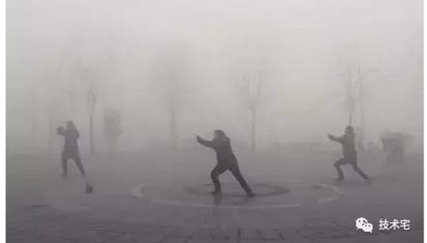 PM2.5是活的?那就抓活的?