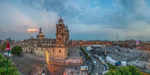 """欧盟和墨西哥达成""""原则性协议"""",促成双边贸易关系升级"""