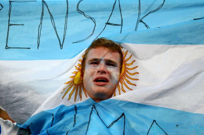 时寒冰:美元大绞杀,阿根廷为自己哭泣