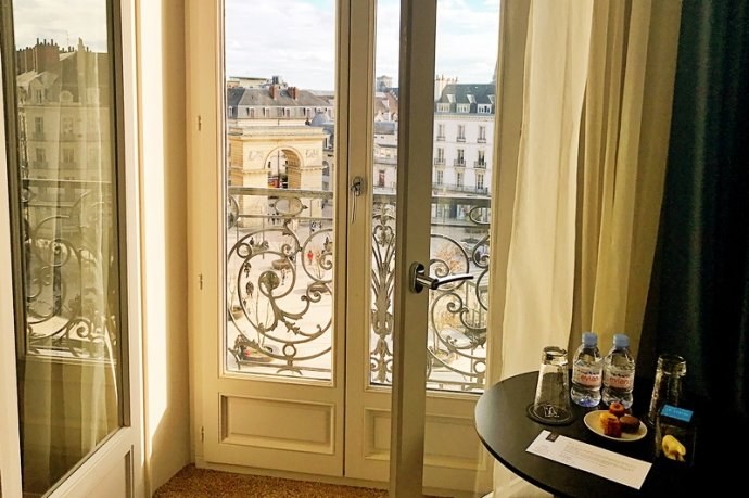 第戎为起点,领略法国美景与美酒美食之美