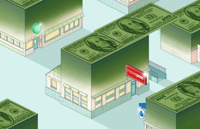 """硅谷创业企业陷入""""烧钱""""泡沫"""