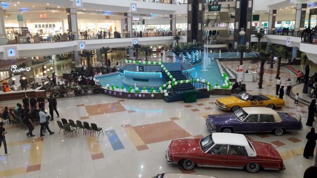 沙特零售市场升温