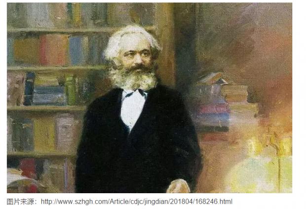 马克思——微观经济学的先驱