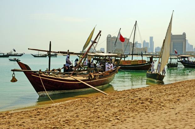 卡塔尔之旅:阿拉伯的三角帆