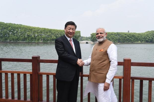 """""""习莫会""""为中印关系改善带来希望"""