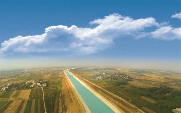 面对缺水之患,中国何以解忧?