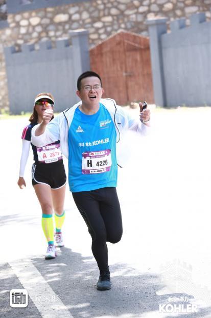 长城马拉松,为妈妈而奔跑