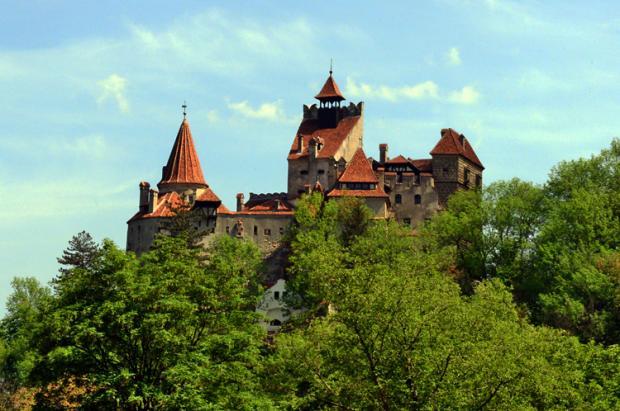 罗马尼亚之旅:吸血鬼城堡