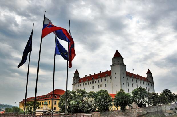 斯洛伐克之旅:布拉迪斯拉发